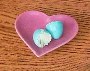 Eggs-heart