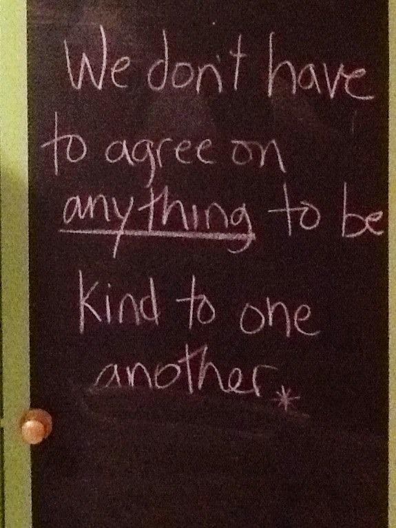 Be kind - Janis Ian