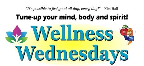 Wellness Wednesdays banner