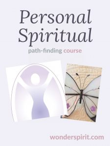 personal spiritual path-finding course