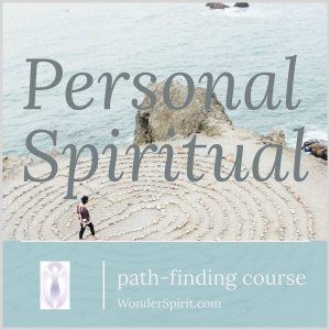 personal spiritual path finding